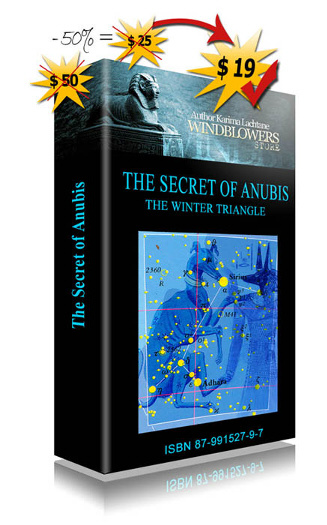 EBook - The Secret of Anubis, the winter triangle