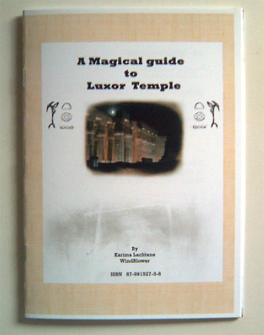 A Magical guide to Luxor temple - temple guide book