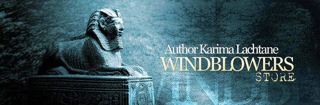 Author Karima Lachtane - WindBlowerS Store