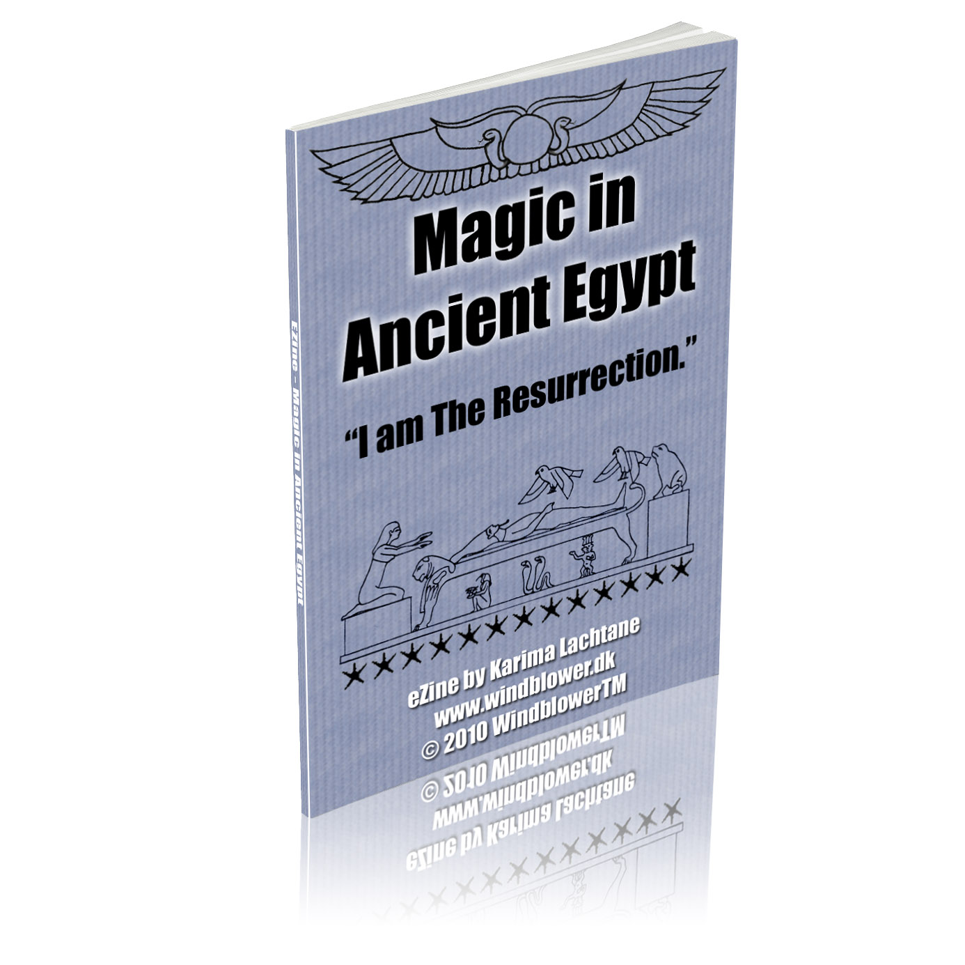 FREE eZine magazine Magic in Ancient Egypt